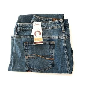 NWT Aura By Wrangler Women's Denim Jeans Size W16